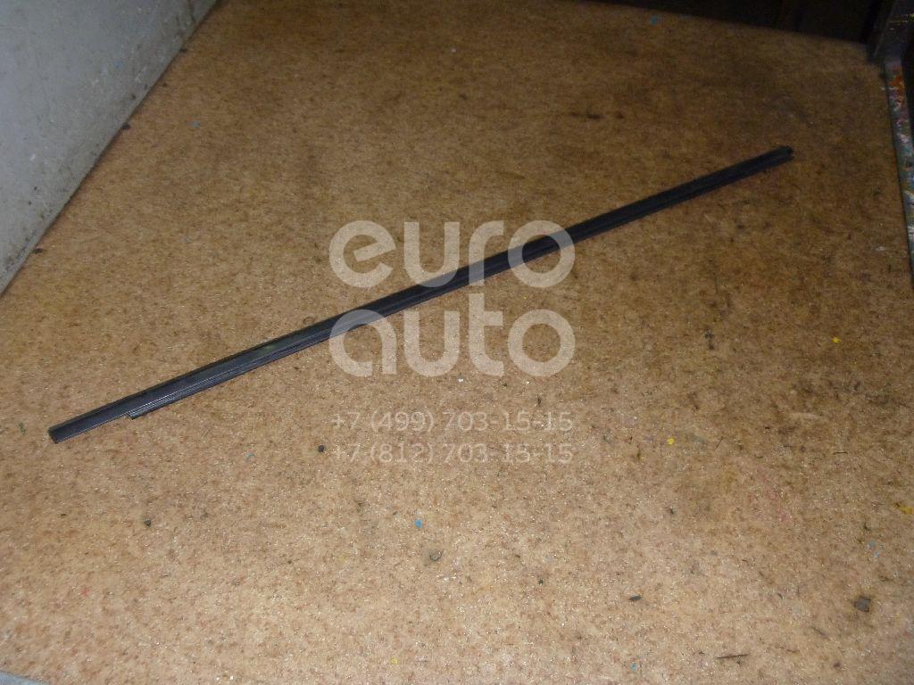 Накладка стекла переднего правого для Nissan Murano (Z50) 2004-2008 - Фото №1