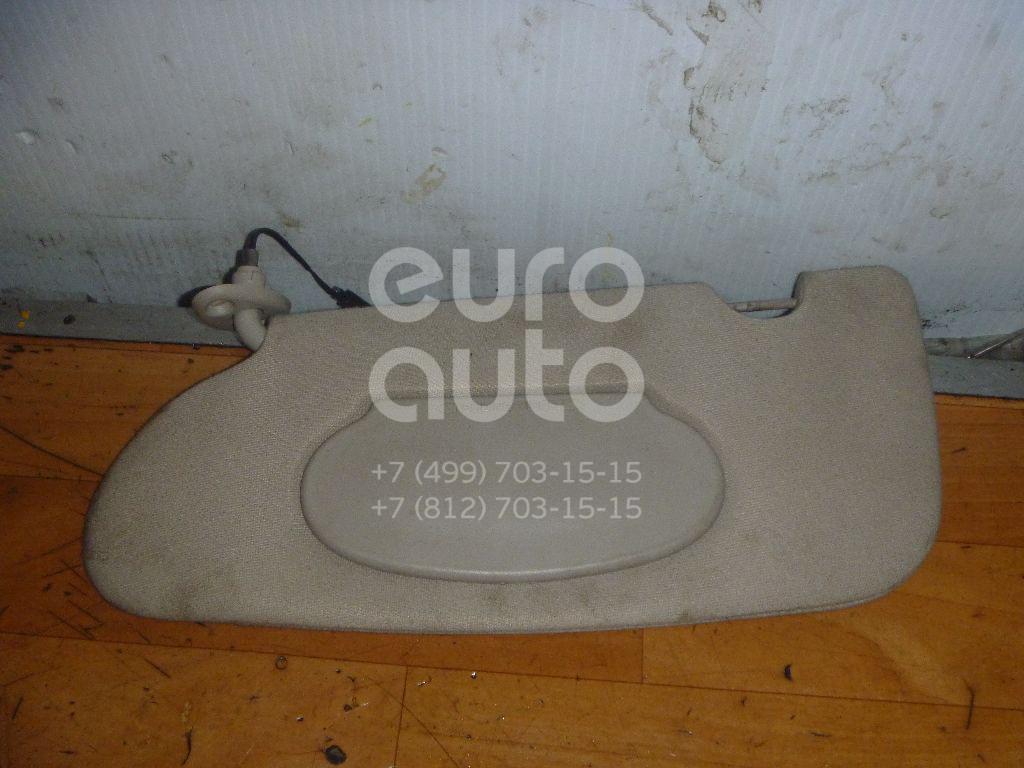 Козырек солнцезащитный (внутри) для Chrysler PT Cruiser 2000-2010 - Фото №1