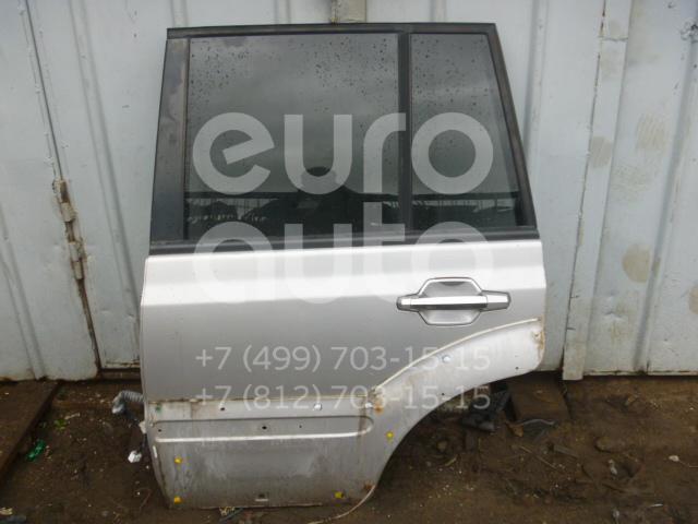 Дверь задняя левая для Hyundai Terracan 2001-2007 - Фото №1
