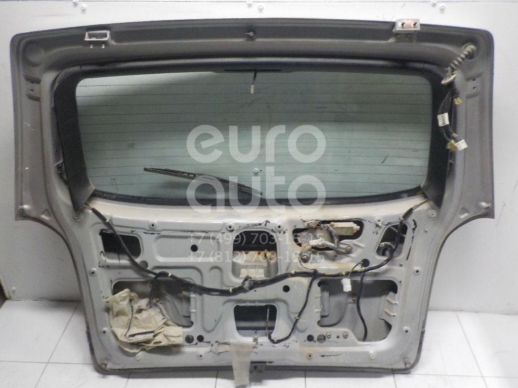 Дверь багажника со стеклом для Hyundai Terracan 2001-2007 - Фото №1