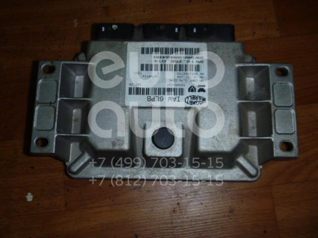 Блок управления АКПП для Citroen C5 2005-2008 - Фото №1