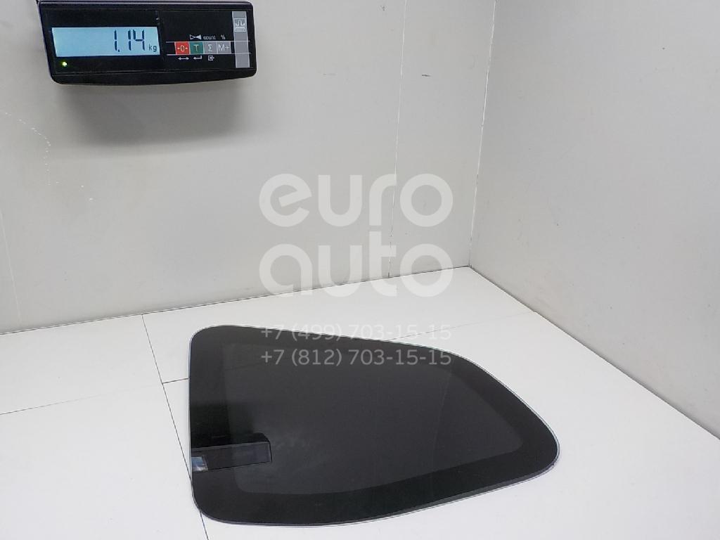 Купить Стекло кузовное глухое левое Renault Duster 2012-; (833072543R)