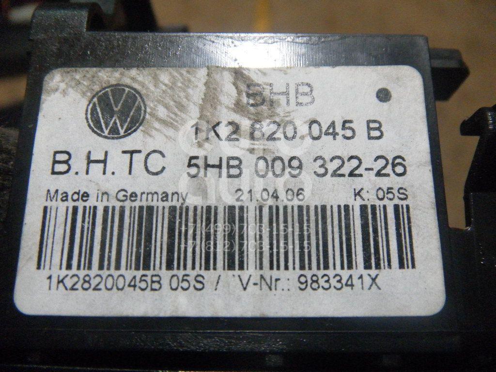 Блок управления отопителем для VW Golf V 2003-2009;Jetta 2006-2011 - Фото №1