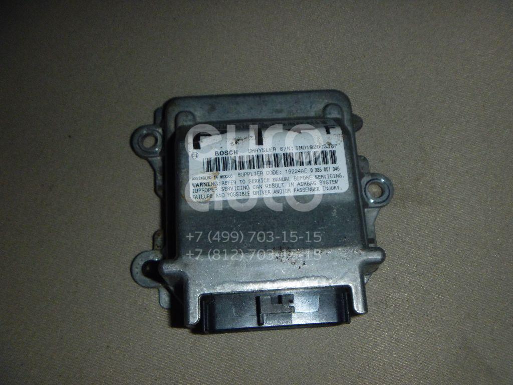 Блок управления AIR BAG для Chrysler PT Cruiser 2000-2010 - Фото №1