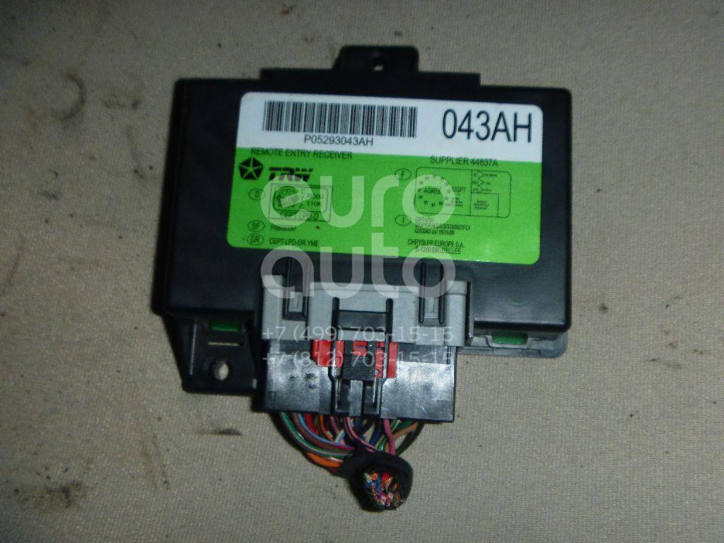 Блок управления центральным замком для Chrysler PT Cruiser 2000-2010;Neon 1999-2005 - Фото №1