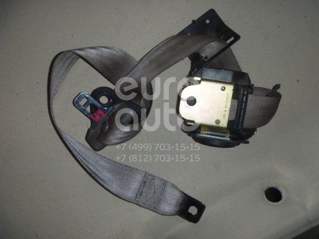 Ремень безопасности с пиропатроном для Chrysler PT Cruiser 2000-2010 - Фото №1
