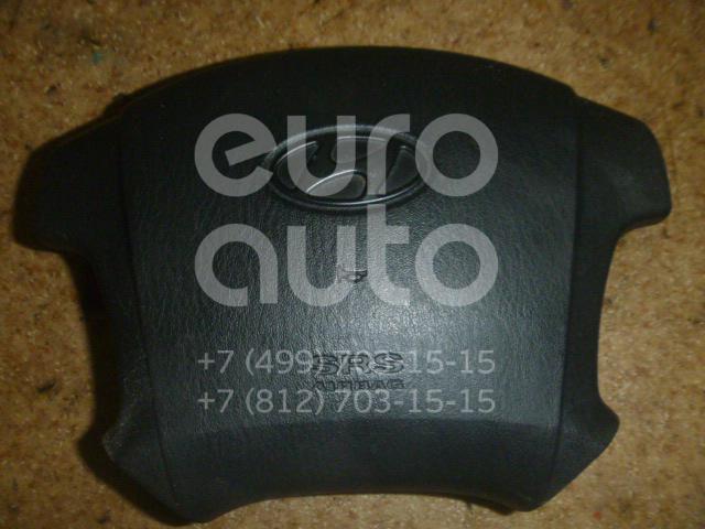 Подушка безопасности в рулевое колесо для Hyundai Terracan 2001-2007 - Фото №1