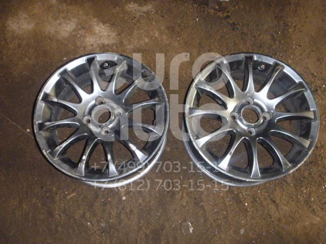 Диск колесный легкосплавный для VW Golf III/Vento 1991-1997 - Фото №1