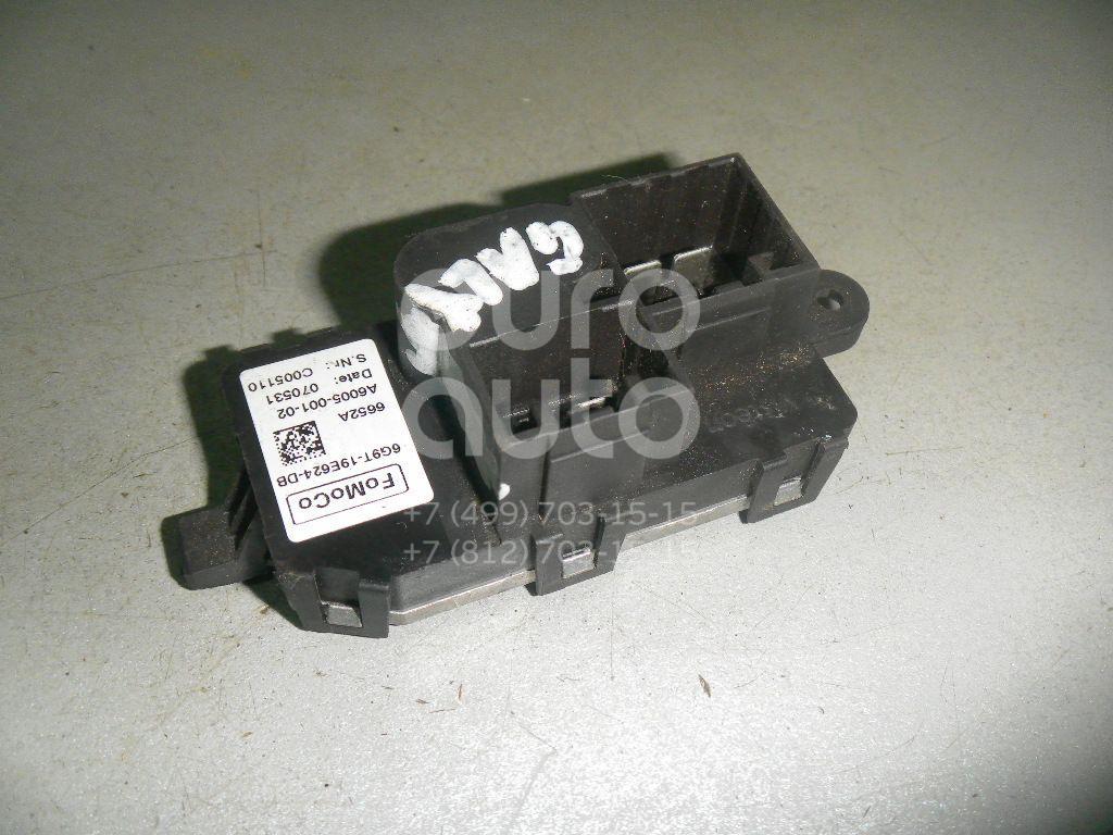 Резистор отопителя для Ford Mondeo IV 2007-2015;Galaxy 2006-2015;S-MAX 2006-2015;Focus II 2008-2011;Kuga 2008-2012;C-MAX 2011> - Фото №1