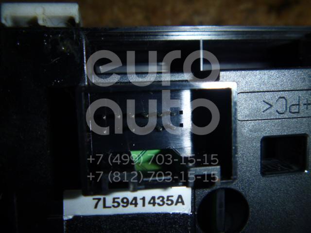 Кнопка переключения режимов подвески для Porsche Cayenne 2003-2010 - Фото №1