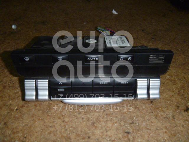 Блок управления климатической установкой для Porsche Cayenne 2003-2010 - Фото №1