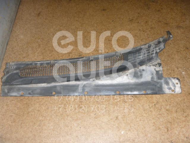 Решетка стеклооч. (планка под лобовое стекло) для Hyundai Terracan 2001-2007 - Фото №1