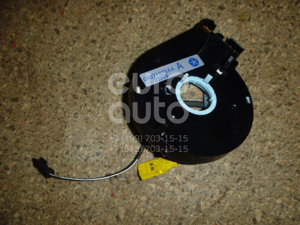 Механизм подрулевой для SRS (ленточный) для Chrysler PT Cruiser 2000-2010 - Фото №1
