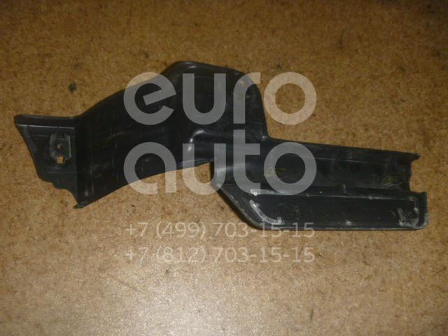 Накладка порога (внутренняя) для Hyundai Terracan 2001-2007 - Фото №1