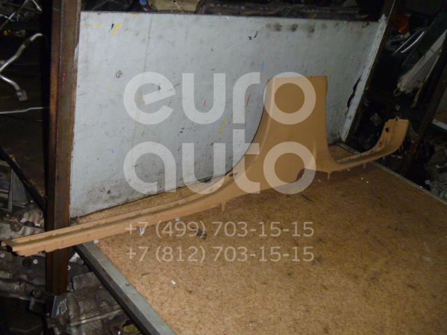 Накладка порога (внутренняя) для Porsche Cayenne 2003-2010 - Фото №1