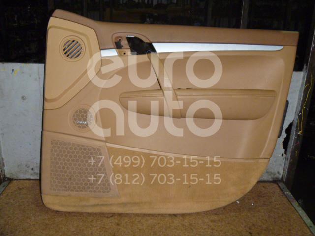 Обшивка двери передней правой для Porsche Cayenne 2003-2010 - Фото №1