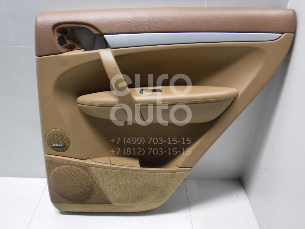 Обшивка двери задней правой для Porsche Cayenne 2003-2010 - Фото №1