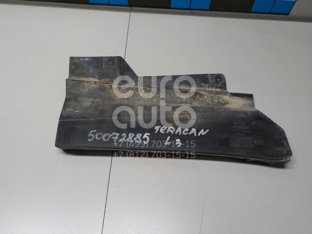 Пыльник (кузов наружные) для Hyundai Terracan 2001-2007 - Фото №1