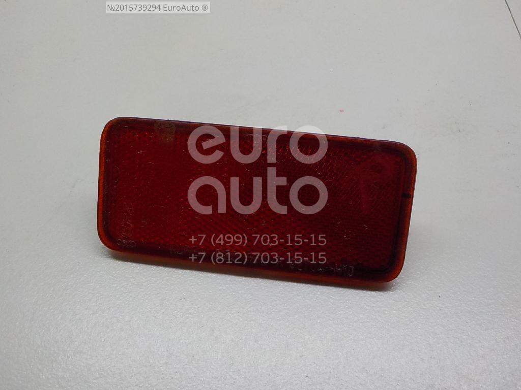 Отражатель в бампер задний правый для Hyundai Terracan 2001-2007 - Фото №1