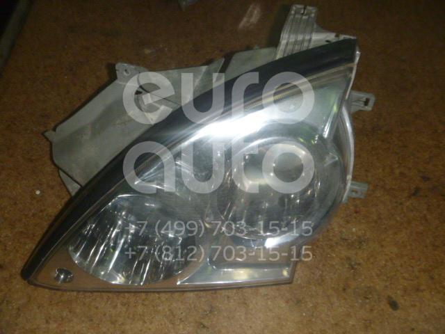 Фара левая для Hyundai Terracan 2001-2007 - Фото №1