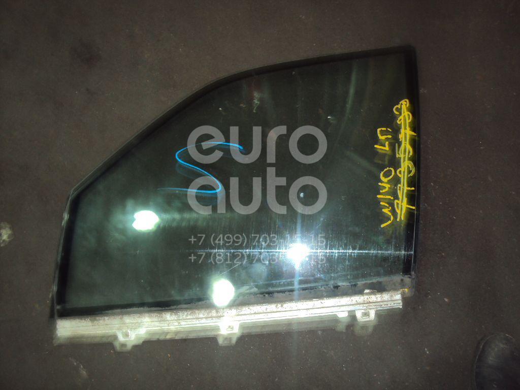Стекло двери передней левой для Mercedes Benz W140 1991-1999 - Фото №1