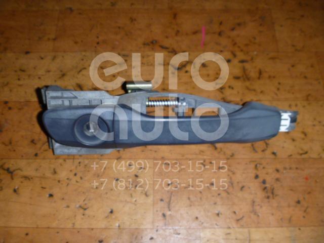 Ручка двери передней наружная правая для Volvo XC90 2002-2015 - Фото №1