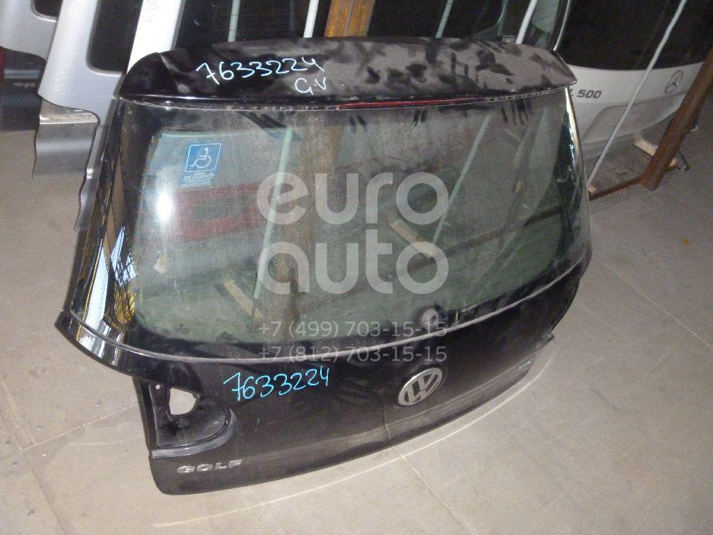 Дверь багажника со стеклом для VW Golf V 2003-2009 - Фото №1