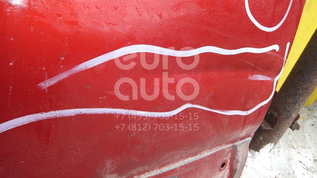 Дверь передняя левая для Subaru Forester (S10) 2000-2002 - Фото №1