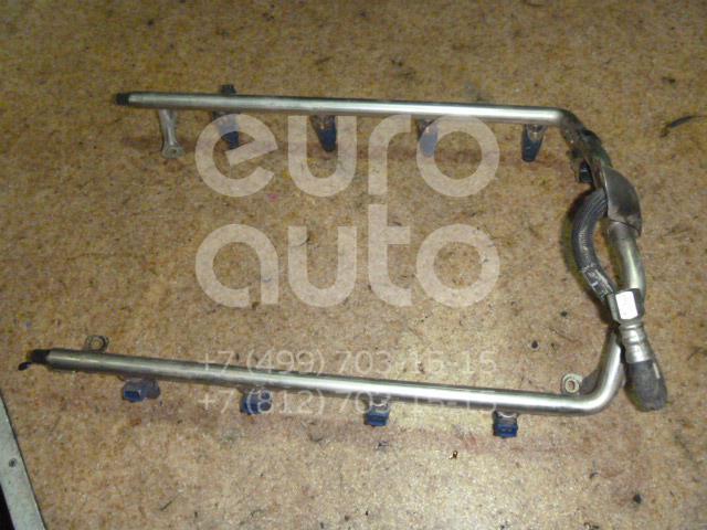Рейка топливная (рампа) для Porsche Cayenne 2003-2010 - Фото №1