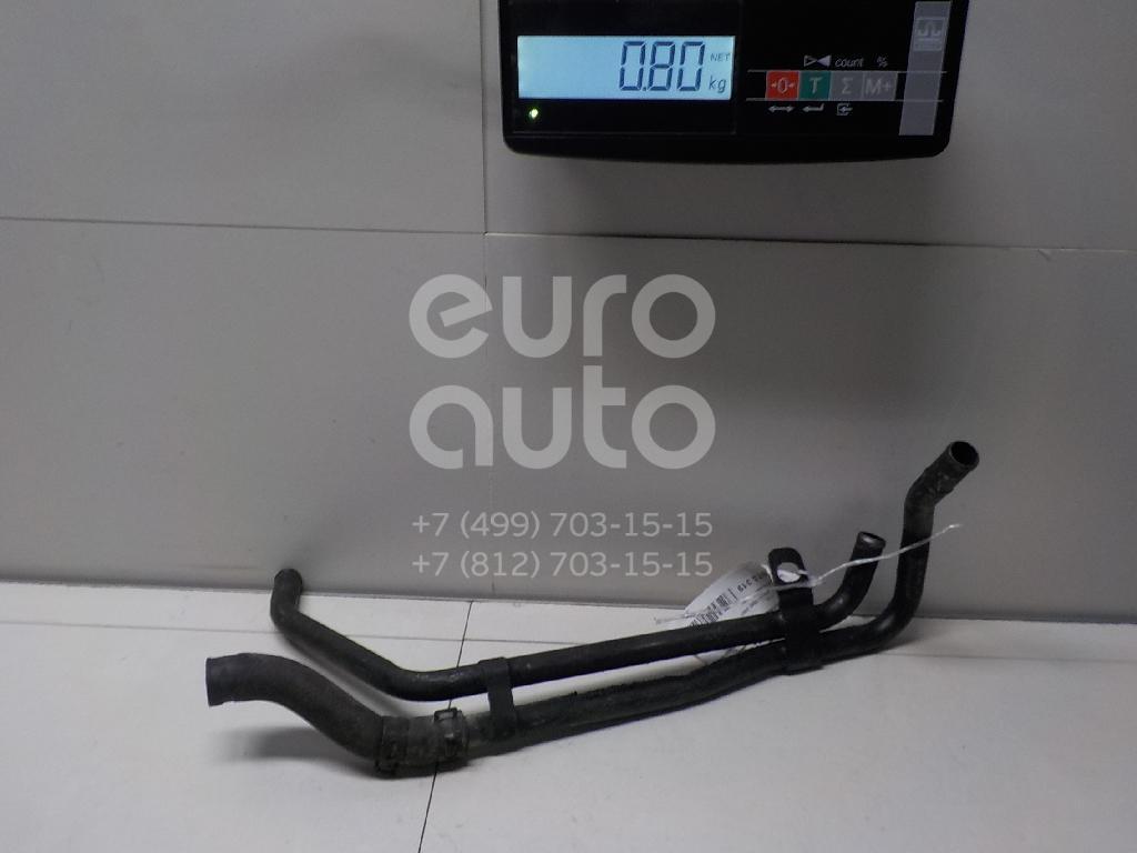 Трубка охлажд. жидкости металлическая для Hyundai Terracan 2001-2007 - Фото №1