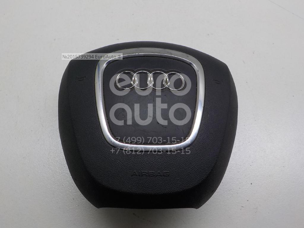 Подушка безопасности в рулевое колесо для Audi A5/S5 [8T] Coupe/Sportback 2008-2016 - Фото №1
