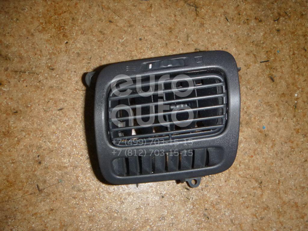 Дефлектор воздушный для Toyota Land Cruiser (100) 1998-2007 - Фото №1