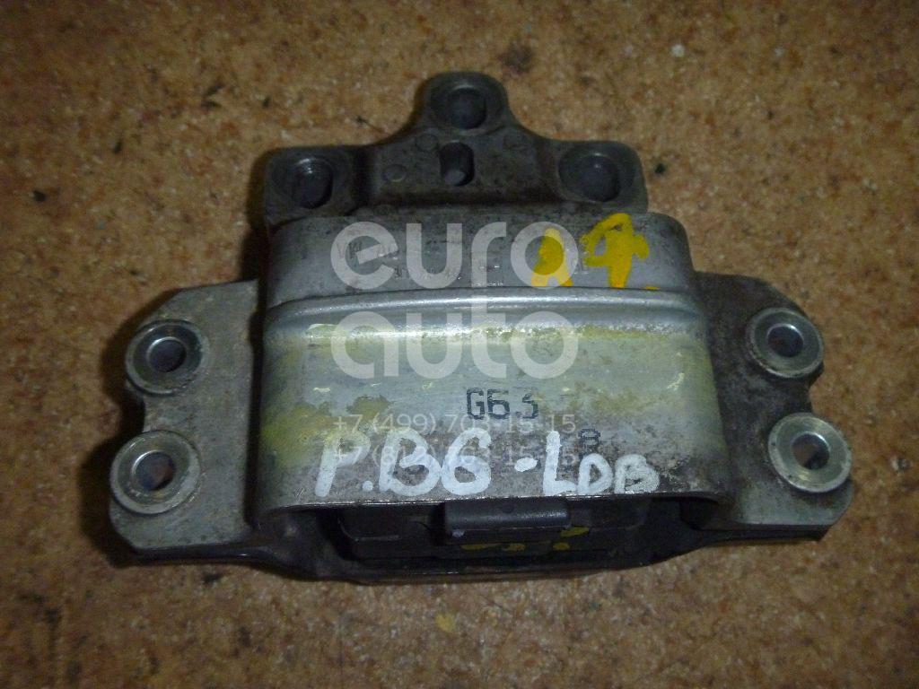 Опора двигателя левая для VW Passat [B6] 2005-2010;Tiguan 2007-2011;Passat CC 2008>;Passat [B7] 2011-2015 - Фото №1