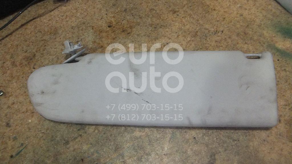 Козырек солнцезащитный (внутри) для VW Transporter T5 2003-2015 - Фото №1