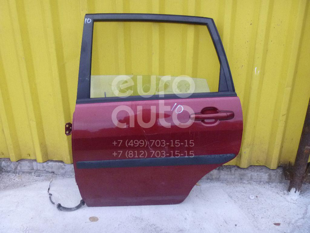 Дверь задняя левая для Suzuki Liana 2001-2007 - Фото №1