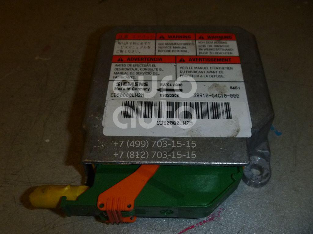 Блок управления AIR BAG для Suzuki Liana 2001-2007 - Фото №1