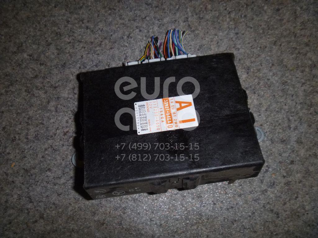 Блок управления двигателем для Suzuki Liana 2001-2007 - Фото №1