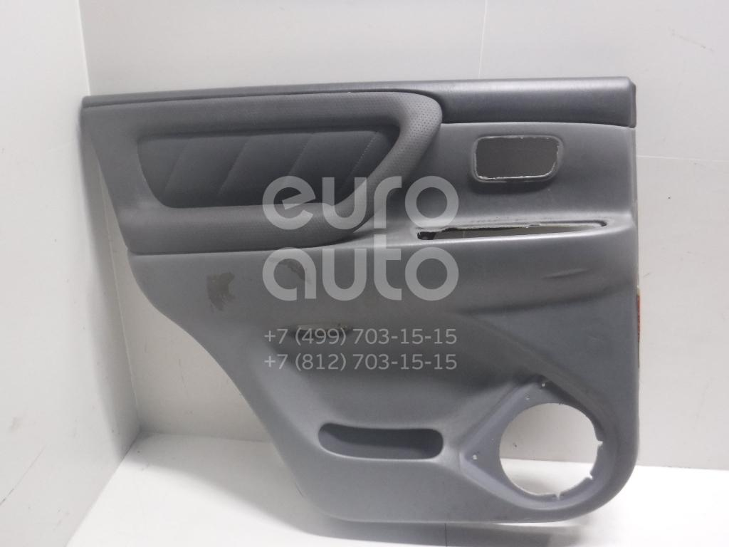 Обшивка двери задней левой для Toyota Land Cruiser (100) 1998-2007 - Фото №1