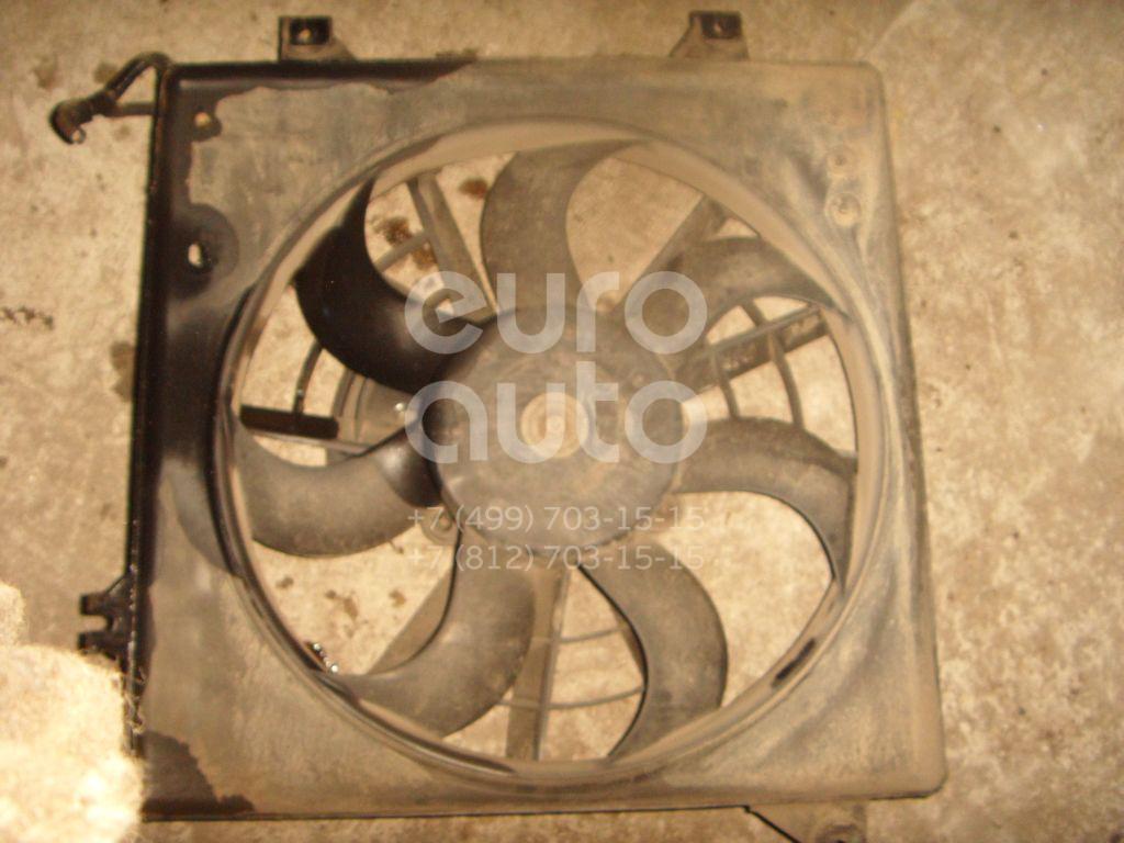 Вентилятор радиатора для Kia Spectra 2001-2011;Sephia/Shuma 1996-2001;Sephia II/Shuma II 2001-2004 - Фото №1
