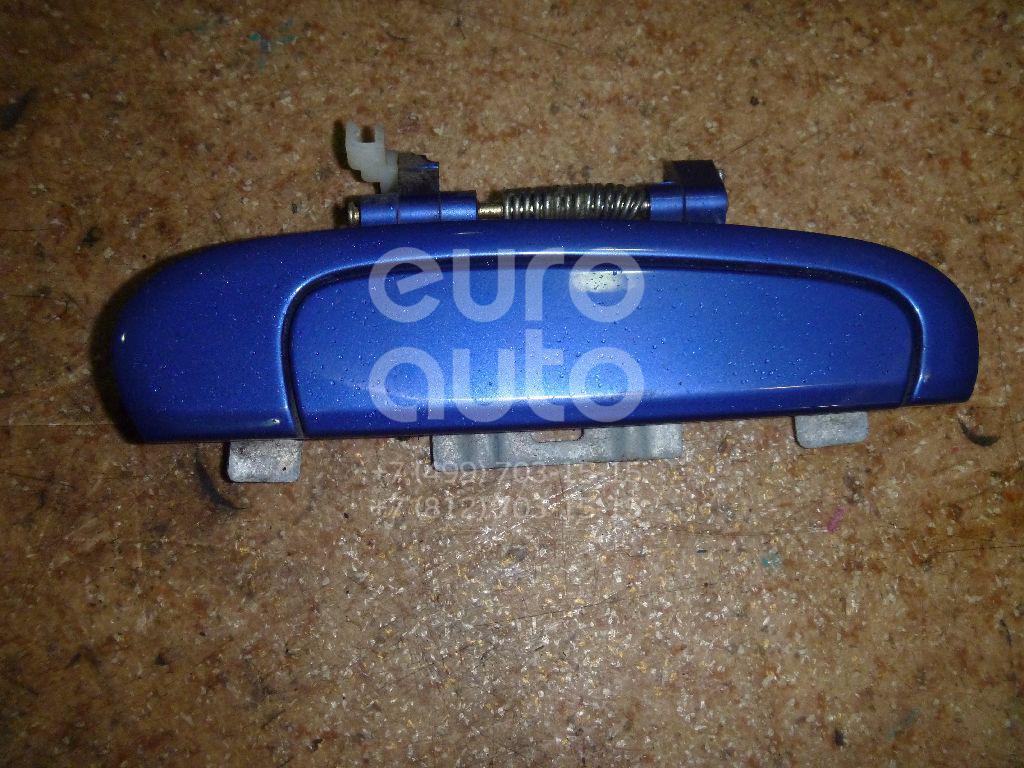 Ручка двери задней наружная правая для Kia Picanto 2004-2011 - Фото №1
