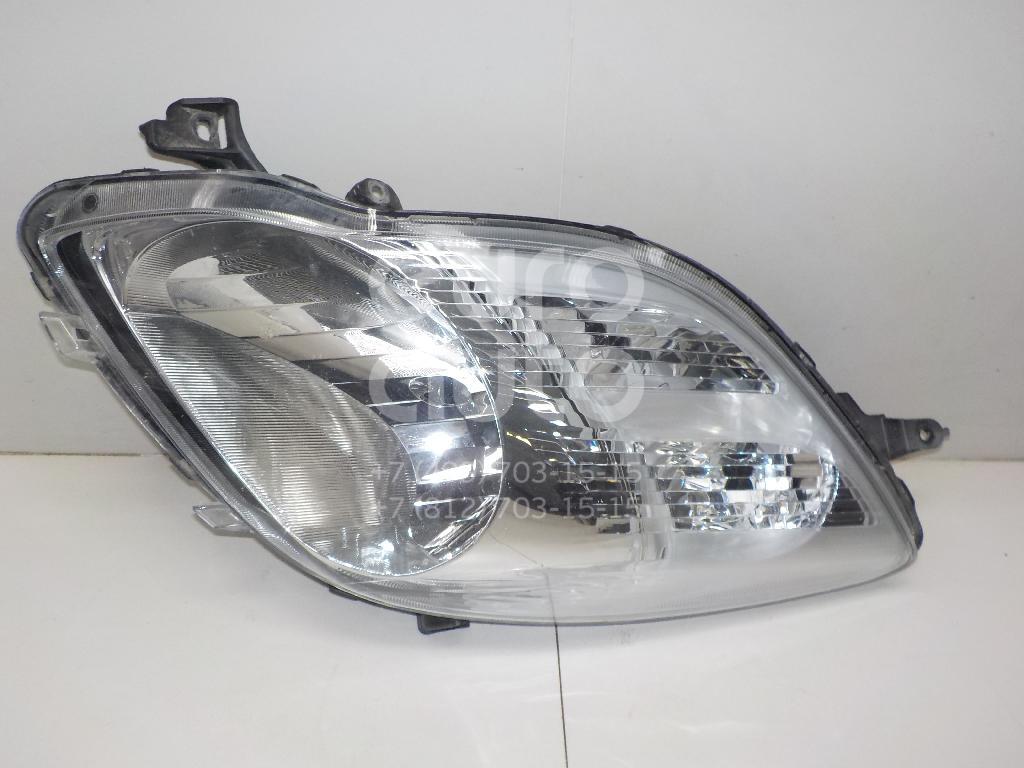Купить Фара левая Toyota Yaris 2005-2011; (811700D330)