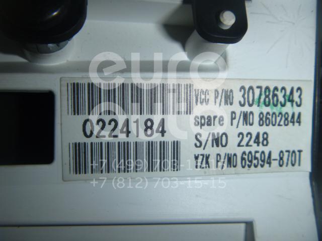 Панель приборов для Volvo C30 2006-2013;S40 2004-2012;V50 2004-2012 - Фото №1