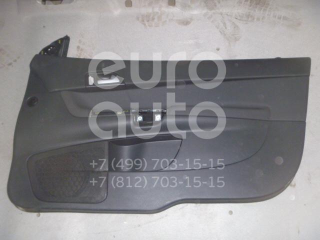 Обшивка двери передней правой для Volvo C30 2006-2013 - Фото №1