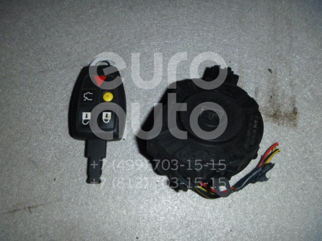Замок зажигания для Volvo C30 2006-2013;S40 2004-2012;V50 2004-2012 - Фото №1