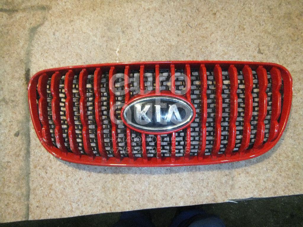 Решетка радиатора для Kia Picanto 2005-2011 - Фото №1