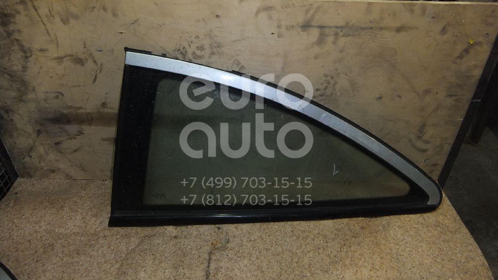 Стекло кузовное глухое левое для Mercedes Benz W203 2000-2006 - Фото №1