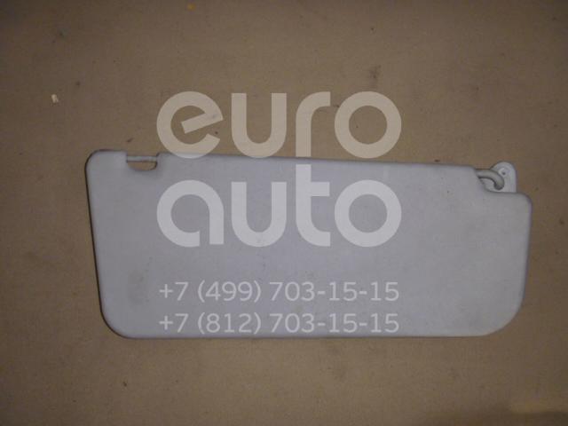Козырек солнцезащитный (внутри) для Citroen Berlingo(FIRST) (M59) 2002-2012 - Фото №1