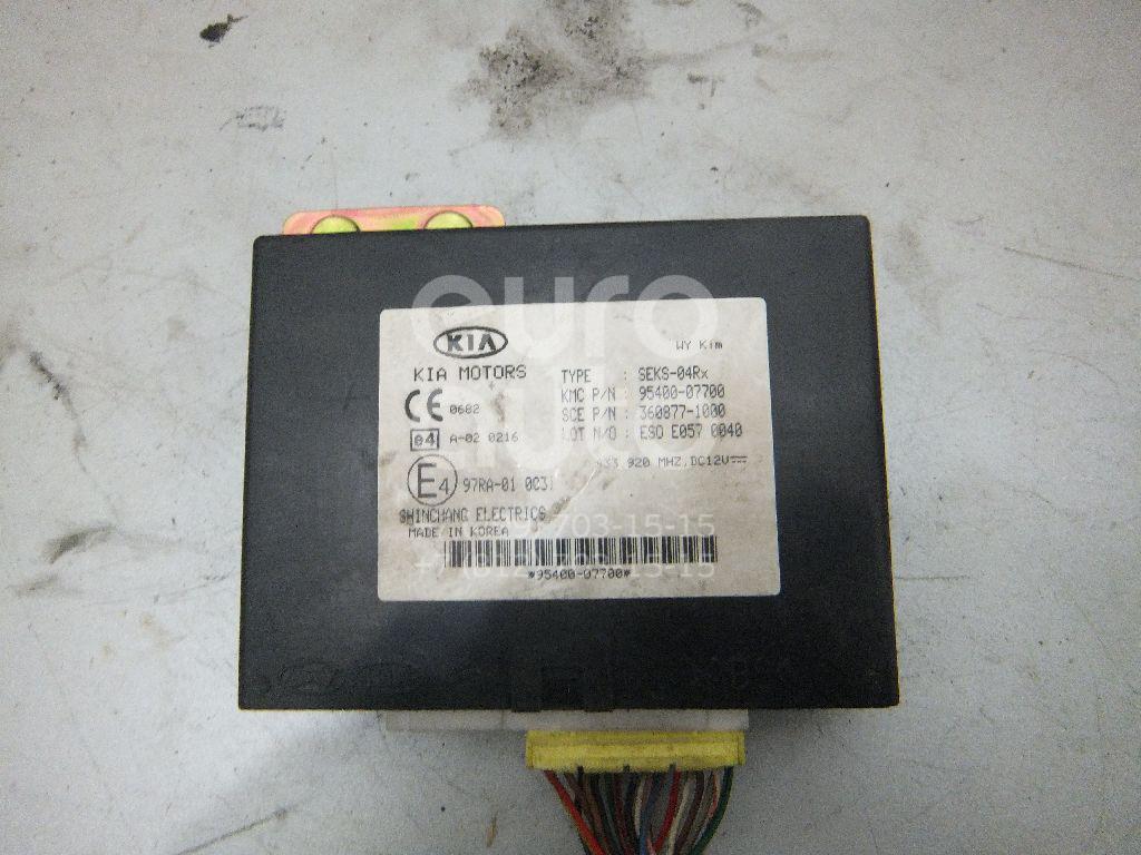 Блок электронный для Kia Picanto 2004-2011 - Фото №1