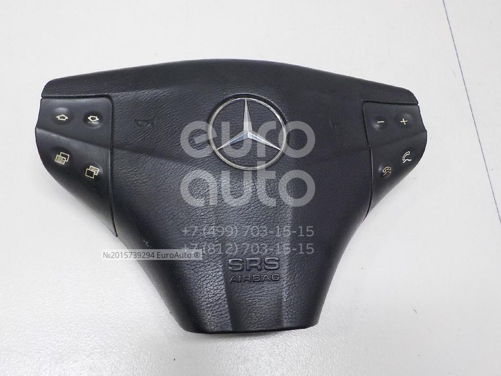 Подушка безопасности в рулевое колесо для Mercedes Benz W203 2000-2006 - Фото №1