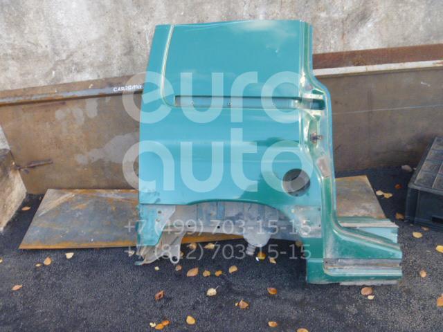 Крыло заднее правое для Citroen Berlingo(FIRST) (M59) 2002-2012 - Фото №1